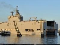 Perancis Segera Tentukan Pengiriman Kapal Perang Rusia