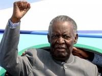 Presiden Zambia Meninggal di London