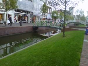 Kali yang bersih di Belanda, foto: Windy Ayuni