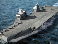 Kapal Induk Baru Inggris akan Digunakan Bersama AS