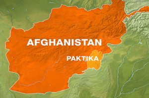 afghanistan paktika