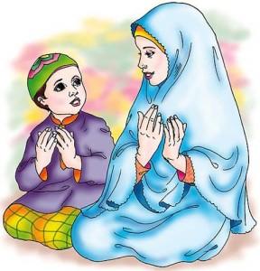 anak dan Tuhan