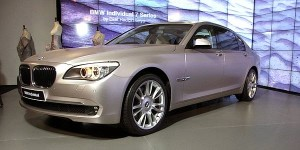 Foto: BMW 7 Series Individual/Centronews
