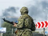 Tembak Menembak Sambut Pemilu di Wilayah Separatis Ukraina
