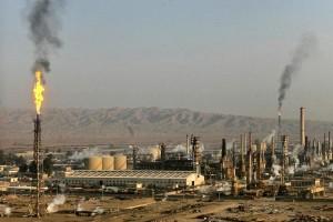 irak baiji_refinery