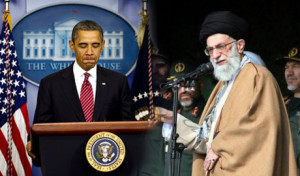 iran khamenei-obama