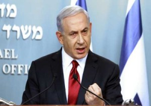 israel netanyahu-angry
