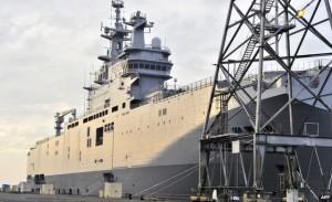 kapal mistral