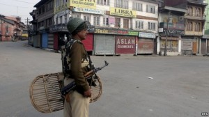 kashmir troop