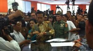 Jokowi luncurkan KIP, KIS, KSKS, foto: Liputan6