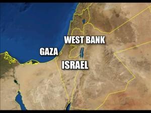 palestina gaza-tepi barat-israel