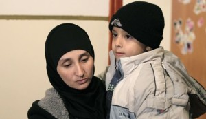 palestina_istri syahid ghassan abu jamal
