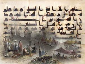 sejarah arab