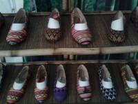 Sepatu Bambu/detik.com
