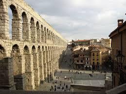Aqueduct of Segovia (foto: wikipedia)