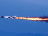 Pesawat Ruang Angkasa Virgin Galactic Jatuh