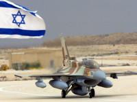 Jet Tempur Israel Serang Suriah