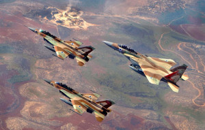 F-16 israel2