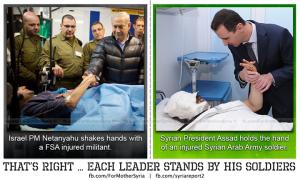 Netanyahu-dan-Assad