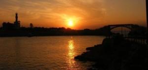 pantai Alexandria (foto: Ahmad MZ)