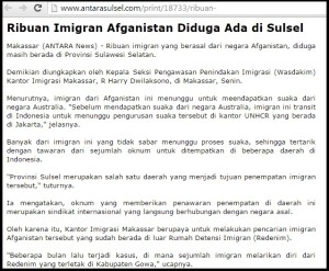 Rilis Berita antarasulsel.com