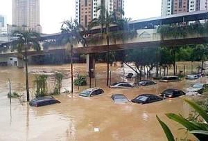 banjir malay