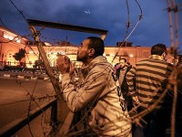 Para Aktivis Revolusi Serukan Kontinuitas Protes Anti Pembebasan Mubarak