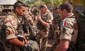 france troop