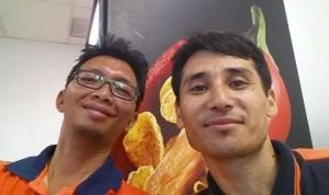 Iqbal dan Adul