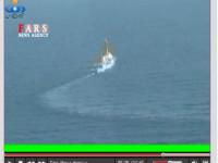 Media Iran Publikasi Video Pengusiran Kapal Perang AS dan Eropa