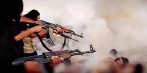 ISIS eksekusi penduduk saat menguasai Mosul, Irak.