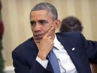Sakit Tenggorokan, Presiden Obama Dilarikan ke RS