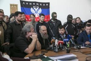 pemberontak ukraina