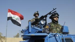 polisi irak
