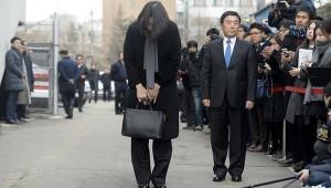 putri bos korean air