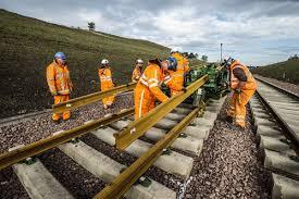 rail track project
