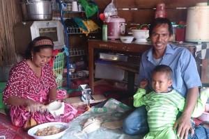 Sahring, Nelayan Indonesia yang kapalnya dibakar Australia