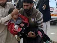 Dunia Kutuk Serangan Taliban atas Sekolah di Pakistan
