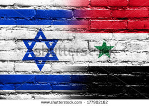 stock-photo-israel-and-syria-flag-painted-on-brick-wall-177902162
