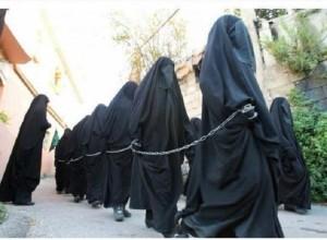 tawanan perempuan isis