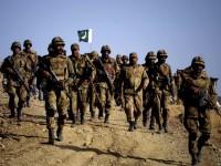 Serangan Militer Pakistan Tewaskan 27 Militan