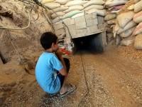 Mesir Hancurkan 60 Terowongan Bawah Tanah di Perbatasan
