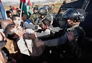ziad-abu-ein di aniaya pasukan israel