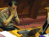 Komjen Budi Laporkan KPK ke Mabes Polri