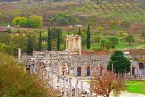 Kota Efesus. Foto: Farchaan
