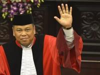Arief Hidayat Dilantik Sebagai Ketua Mahkamah Konstitusi