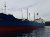 Ditangkap, Kapal Pencuri Ikan Berbendera Panama