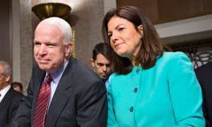 Kelly Ayotte, John McCain