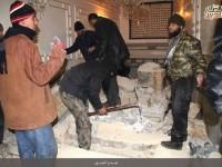 Al-Nusra Hancurkan Makam Ulama Sufi Suriah