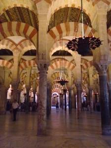 Arsitektur di dalam Mosque-Cathedral